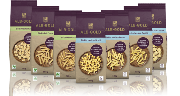 Produkte Alb Gold